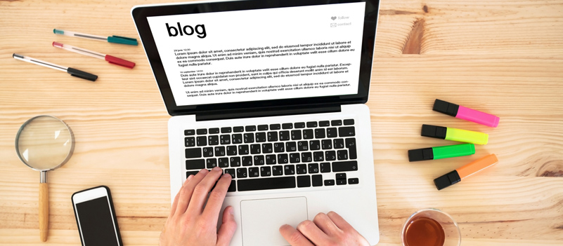 tips on how to write a blog post for a business